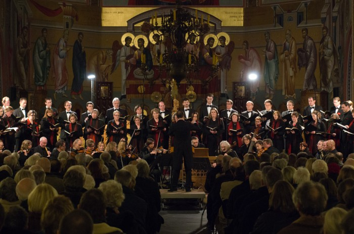 Kammerchor des Aachener  Bachvereins